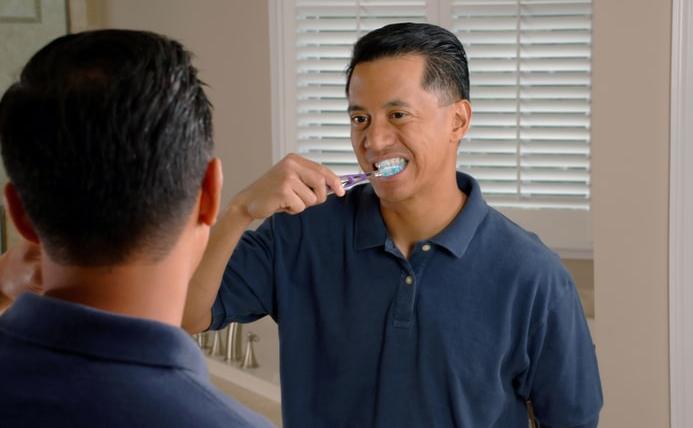 Brushing Etiquette