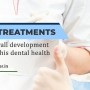 Orthodontic treatments are important for overall development of the child as well as his dental health.